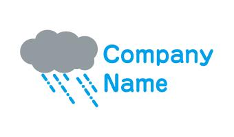 天気、雲、雨、アイコン、マーク、ポップ、キッズ、クラウド