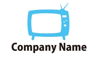 テレビ、ブルー、メカニック、映像、電波、発信