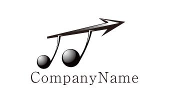 音符、音楽、クラシック、矢印、リズム、上昇